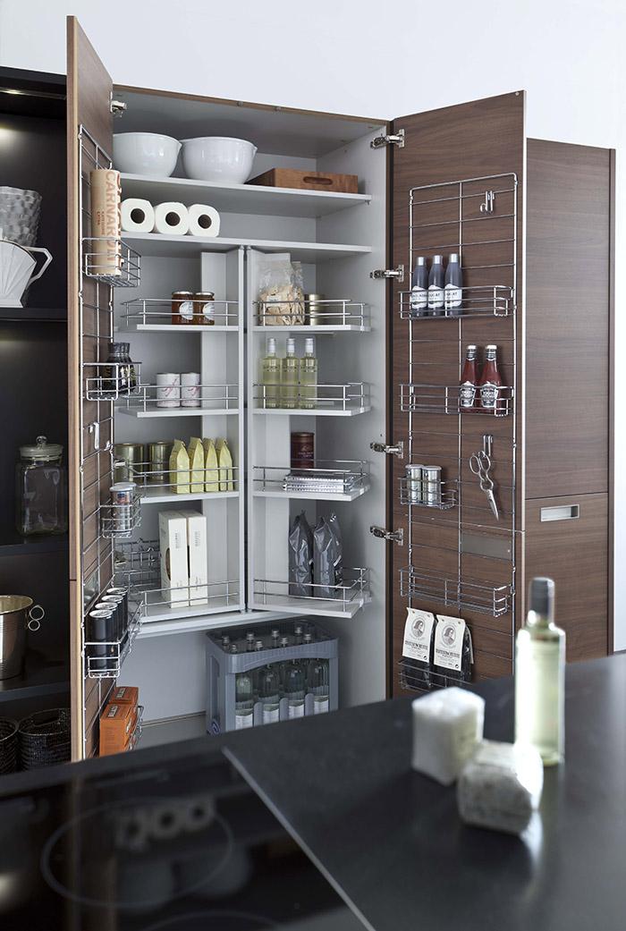 rangement et mobilier de cuisines lignes d 39 int rieur. Black Bedroom Furniture Sets. Home Design Ideas