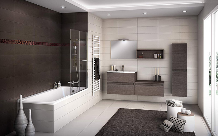 salles de bain douches meubles de salle de bain. Black Bedroom Furniture Sets. Home Design Ideas