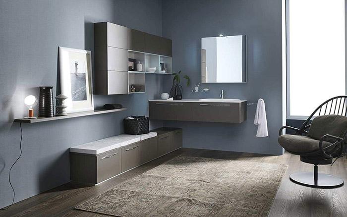Salles de bain douches meubles de salle de bain for Salle de bain facq